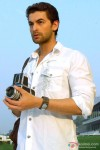 Neil Nitin Mukesh with his camera in Aa Dekhen Zara Movie