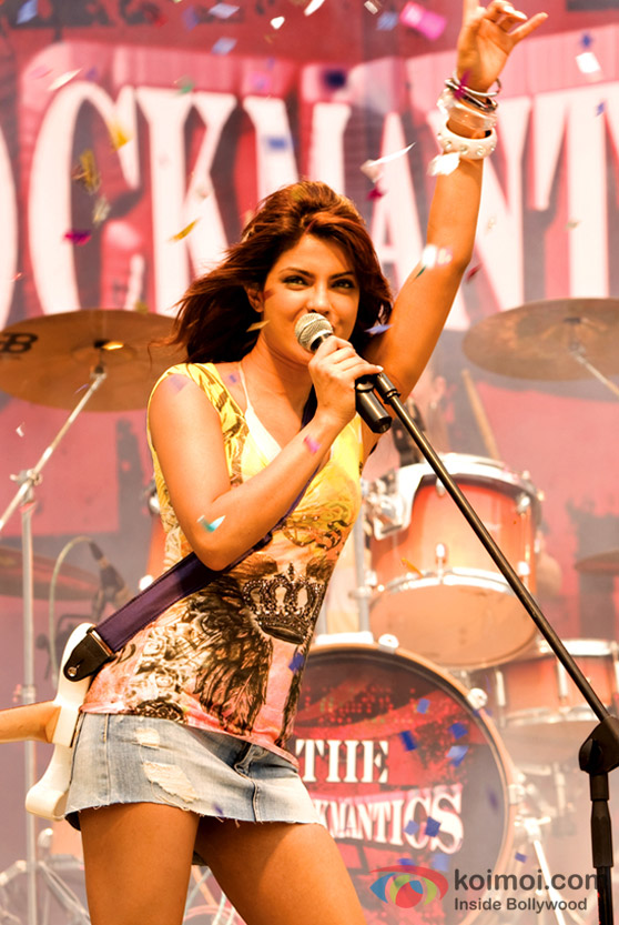 Priyanka Chopra in Pyaar Impossible! Movie