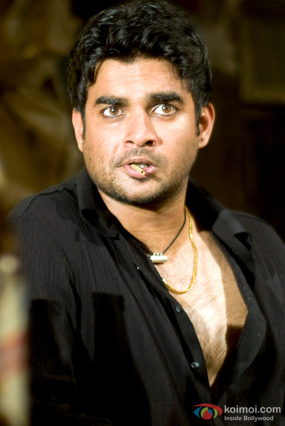 R. Madhavan looks like a goon in Teen Patti Movie