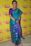 Rani Mukerji At Radio Mirchi 98.3 FM For Aiyyaa Movie Promotional Event