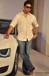 Abhishek Bachchan at Audi A8 German luxury car launch