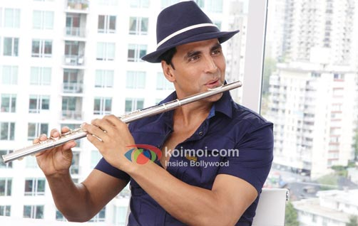 Akshay Kumar (Thank You Movie Stills)