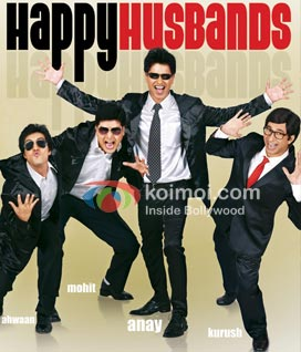 Happy Husbands Review (Happy Husbands Movie Poster)