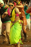 Hot Sonakshi Sinha Shaking a leg on the sets of Joker Movie