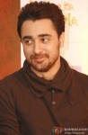 Imran Khan at a press conference for the film Matru Ki Bijlee Ka Mandola