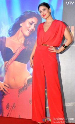 Kareena Kapoor at Heroine Movie Trailer Launch Event
