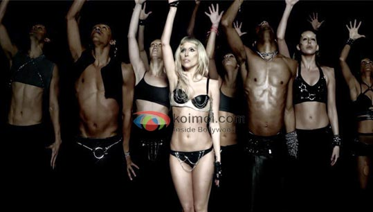 Hindus Offended By Symbols In Lady Gaga's Born This Way Video