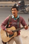 Ranbir Kapoor swept by the music in Rockstar Movie
