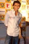 Ranveer Singh At DVD Launch Of 'Band Baaja Baaraat' Movie