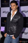 Ranveer Singh flashes a smile