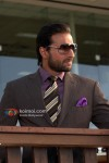Saif Ali Khan strikes a classy pose in Race Movie
