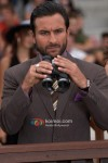 Saif Ali Khan at the races in Race Movie