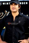 Saif Ali Khan in a cap in Ta Ra Rum Pum Movie