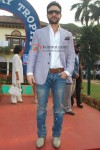 Saif Ali Khan At Mid-Day Race