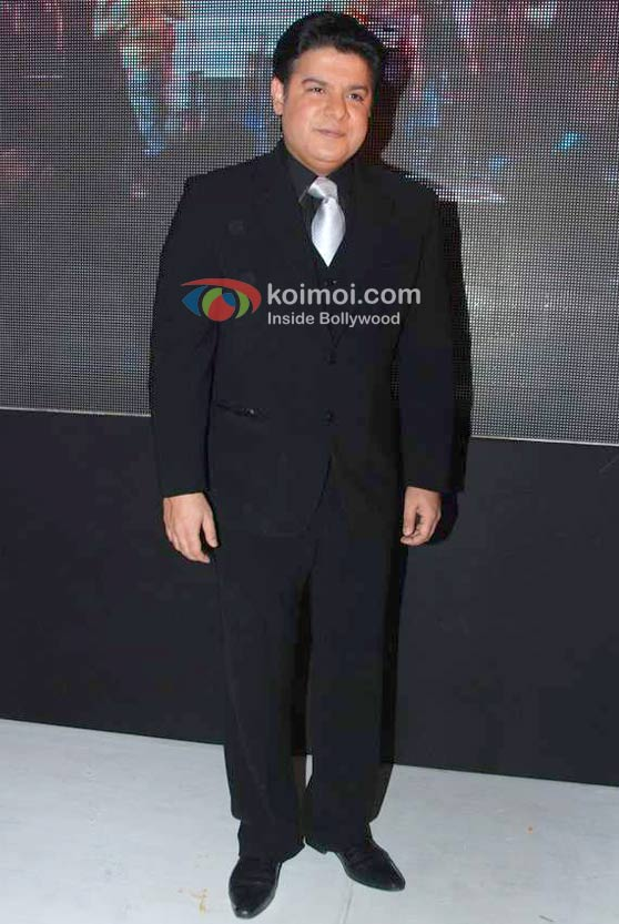 Sajid Khan At 'India's Got Talent' TV Show Press Meet
