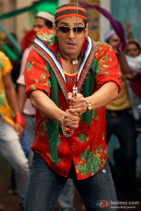 Salman Khan in Tees Maar Khan Movie