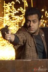 Salman Khan pulls the trigger in Wanted Movie