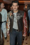 Salman Khan sports a moustache and a jacket