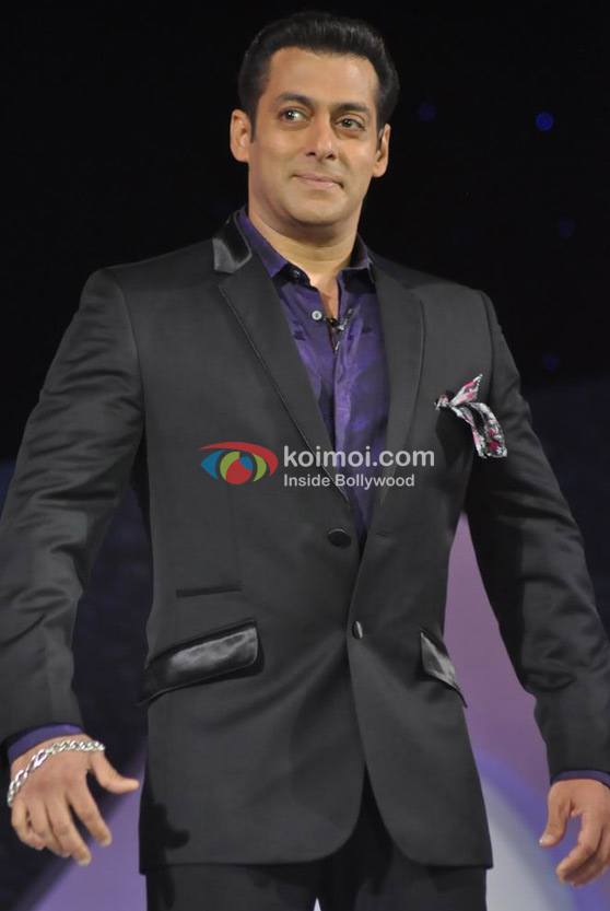 Salman Khan At 'Bigg Boss 5' TV Show Launch Event