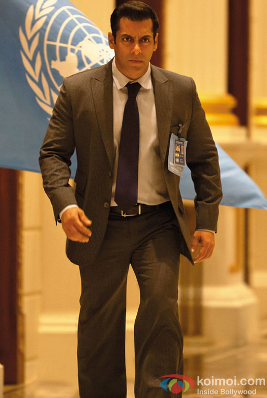 Salman Khan at the United Nations