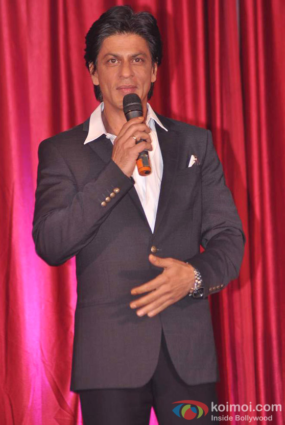 Shah Rukh Khan At Shirin Farhad Ki Toh Nikal Padi Movie Music Launch Event