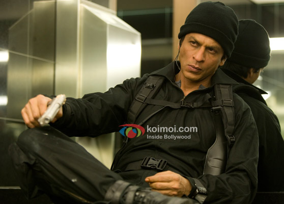 Shah Rukh Khan's bank heist in Don 2 Movie
