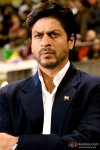 Shah Rukh Khan looks at the field in Chak De! India Movie