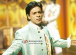 Shah Rukh Khan does his characteristic pose in Om Shanti Om Movie