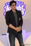 Shah Rukh Khan Launch Kolkata Knight Riders New Logo