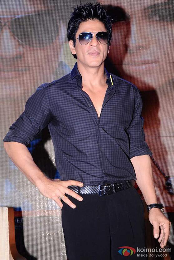 Shah Rukh Khan At 'Always Kabhi Kabhi' Movie Music Launch Event