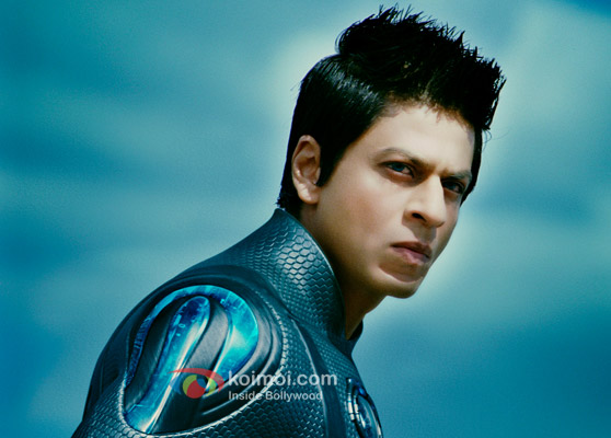 Shah Rukh Khan in Ra.One Movie