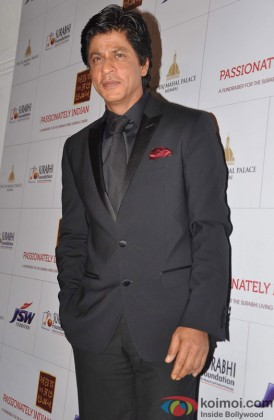 Shah Rukh Khan at Surabhi Foundation Event