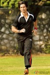 Shahid Kapoor on the field in Dil Bole Hadippa! Movie