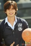 Shahid Kapoor gets ready to play basketball in Paathshaala Movie