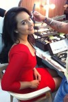 Sonakshi Sinha red hot In Makeup Room