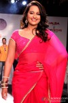 Sonakshi Sinha hot ramp walk at Rajasthan fashion week