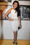 Sonakshi Sinha At Dabboo Ratnani's 2011 Calendar Launch Event