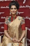 Sonam Kapoor at Salvatore Feragoma Shoe for a Star event