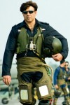 Sunny Deol in an airfield in Heroes Movie