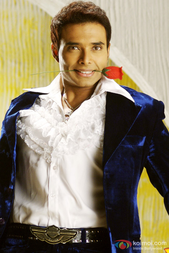 Uday Chopra as the romeo in Dhoom 2 Movie