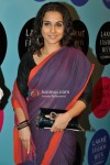 Vidya Balan Grace Sabyasachi Show 'Lakme Fashion Week 2010' Event