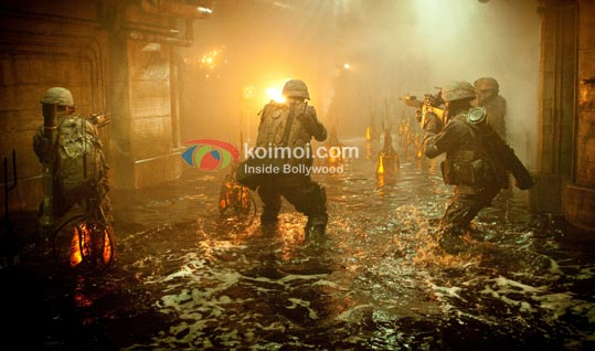 World Invasion: Battle Los Angeles Review (World Invasion: Battle Los Angeles Movie Stills)
