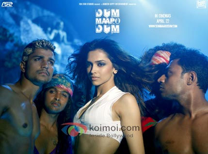 Deepika Padukone (Dum Maaro Dum Movie Review)