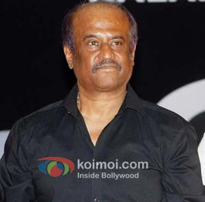 Rajnikanth Hospitalised For Blood Pressure Problem