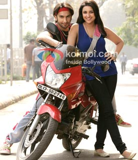 Ranveer Singh, Parineeti Chopra (Ladies Vs Ricky Bahl Movie Stills)