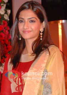 Sonam Kapoor Hospitalized Due To Exhaustion