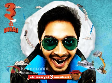 Teen Thay Bhai Review (Shreyas Talpade Teen Thay Bhai Movie Stills Wallpaper)