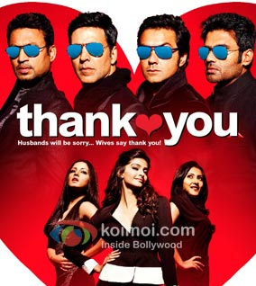 Thank You Movie Poster (Thank You Movie Preview)