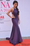 Asin Thottumkal at 50th edition of Ponds Femina Miss India 2013