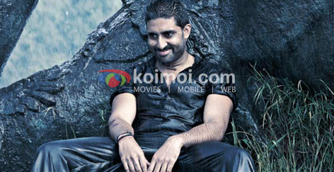 Abhishek Bachchan (Raavan Movie Stills)